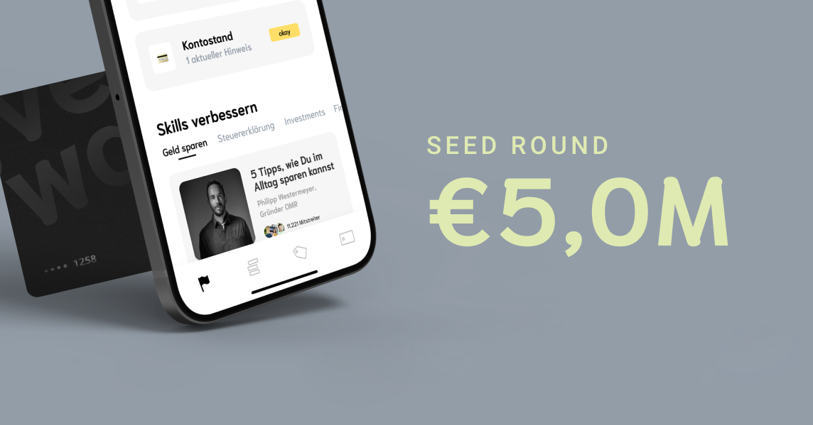 wajve sichert 5 Millionen Euro Seed-Finanzierung