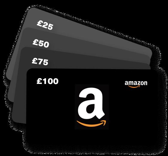 Claim your Amazon.co.uk Gift Card