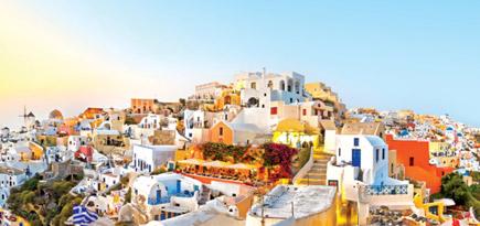 Charming Cyclades