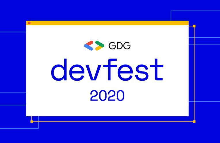 Google Developer Groups DevFest, 2020