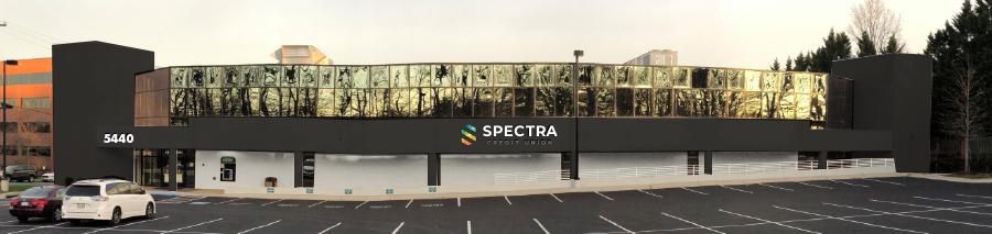 Spectra Credit Union Alexandria Branch