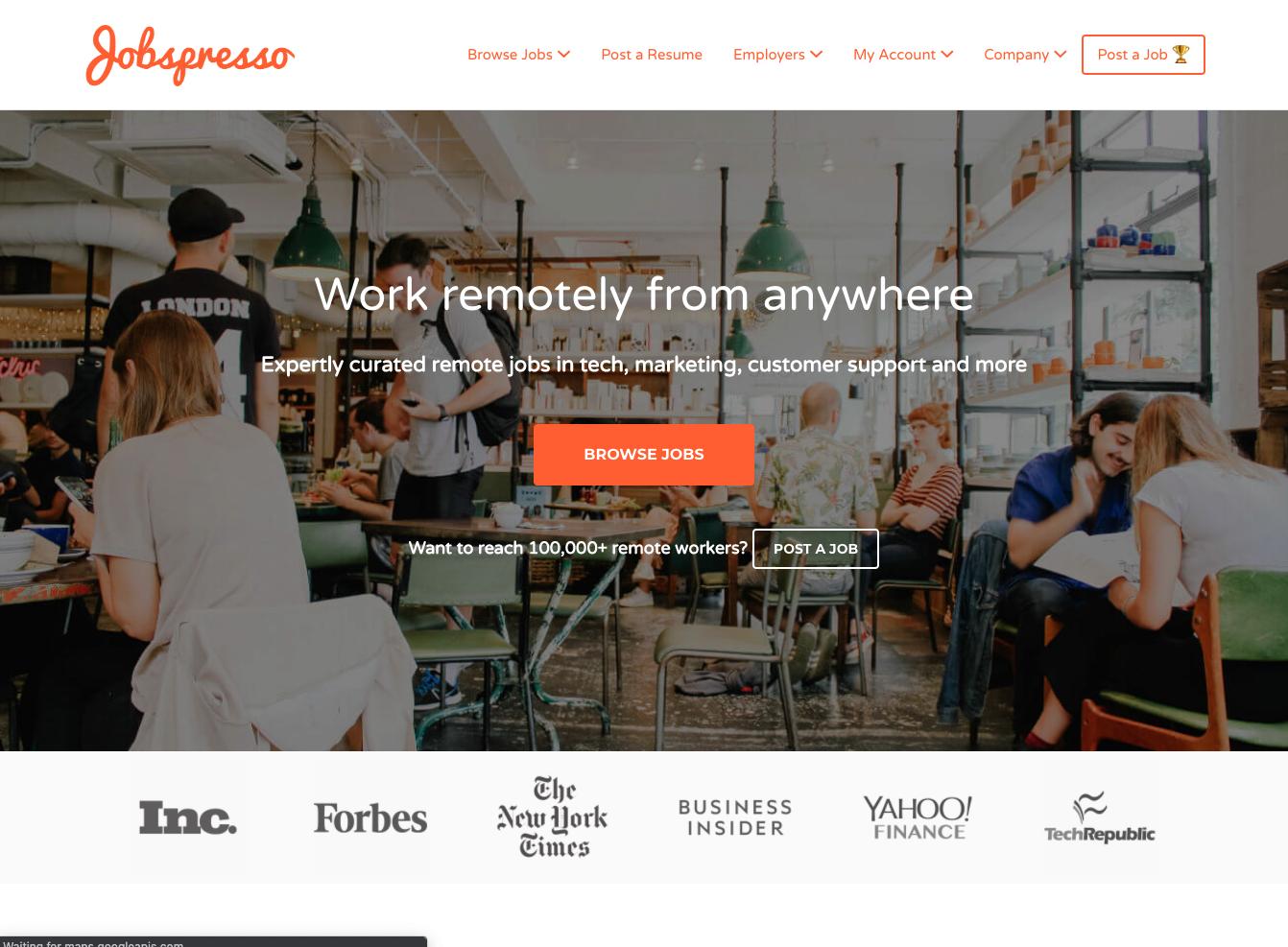 Jobspresso