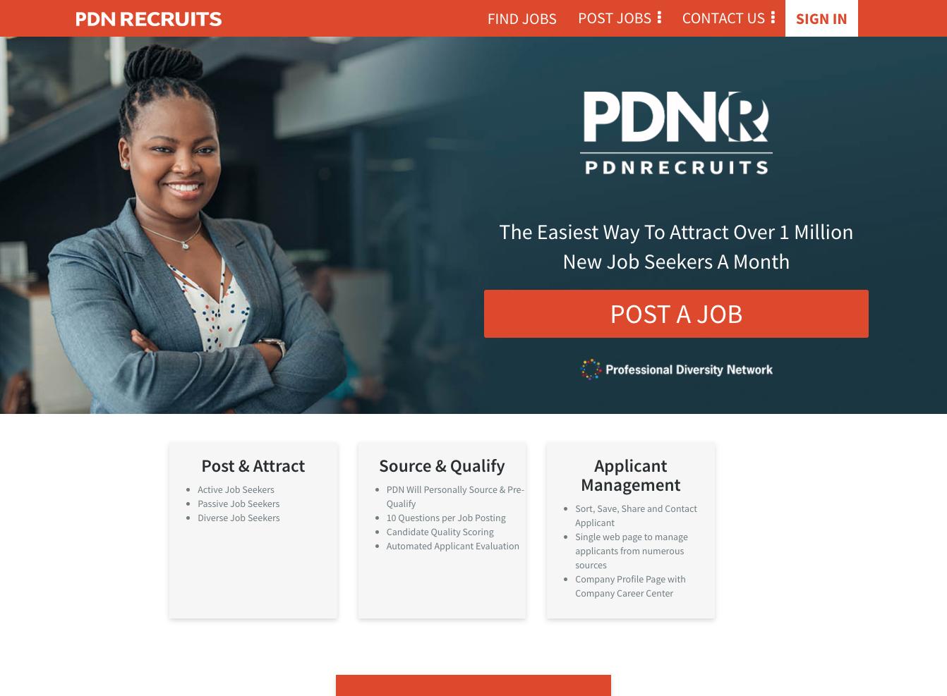 PDN Recruits