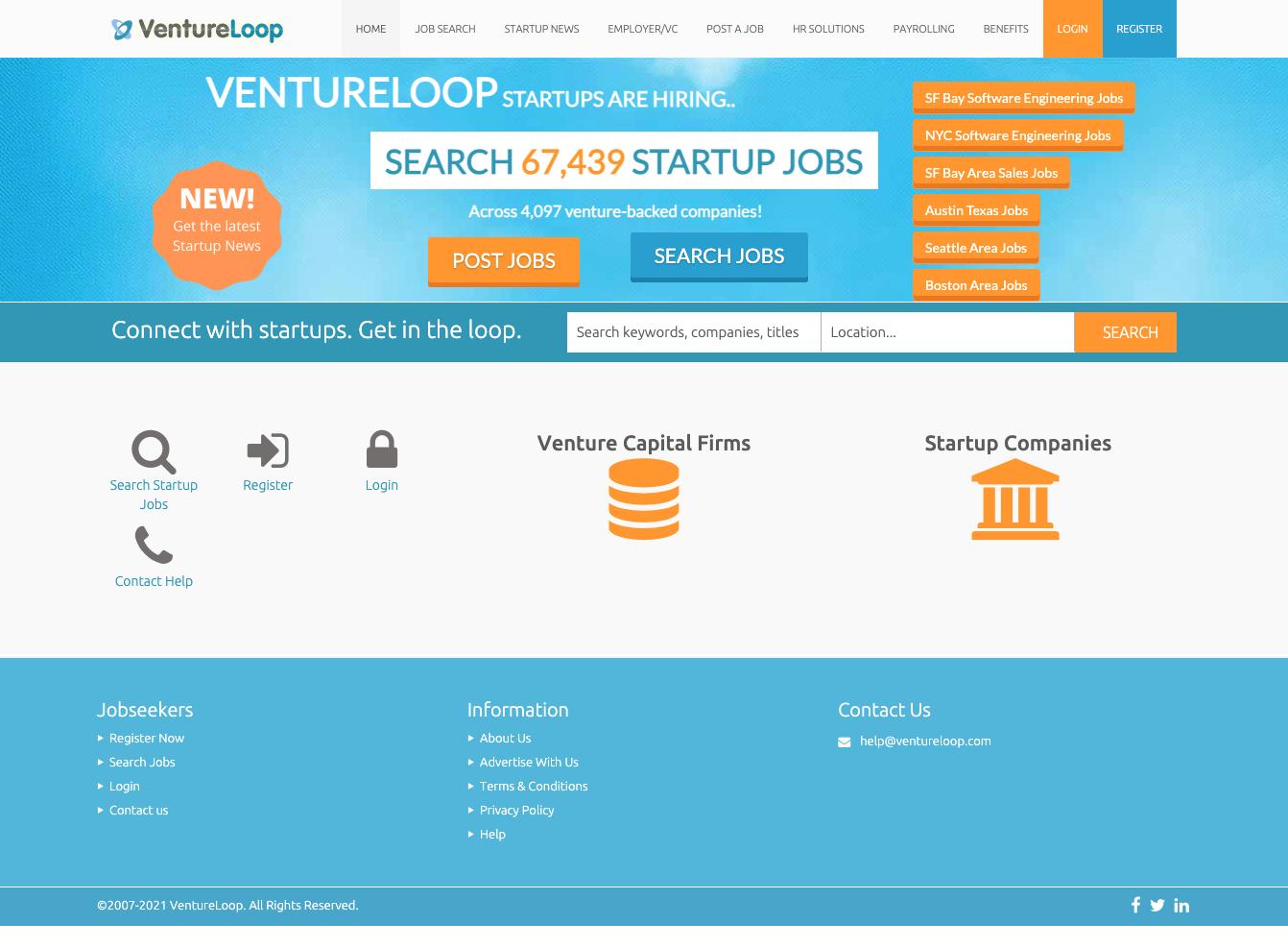 Venture Loop