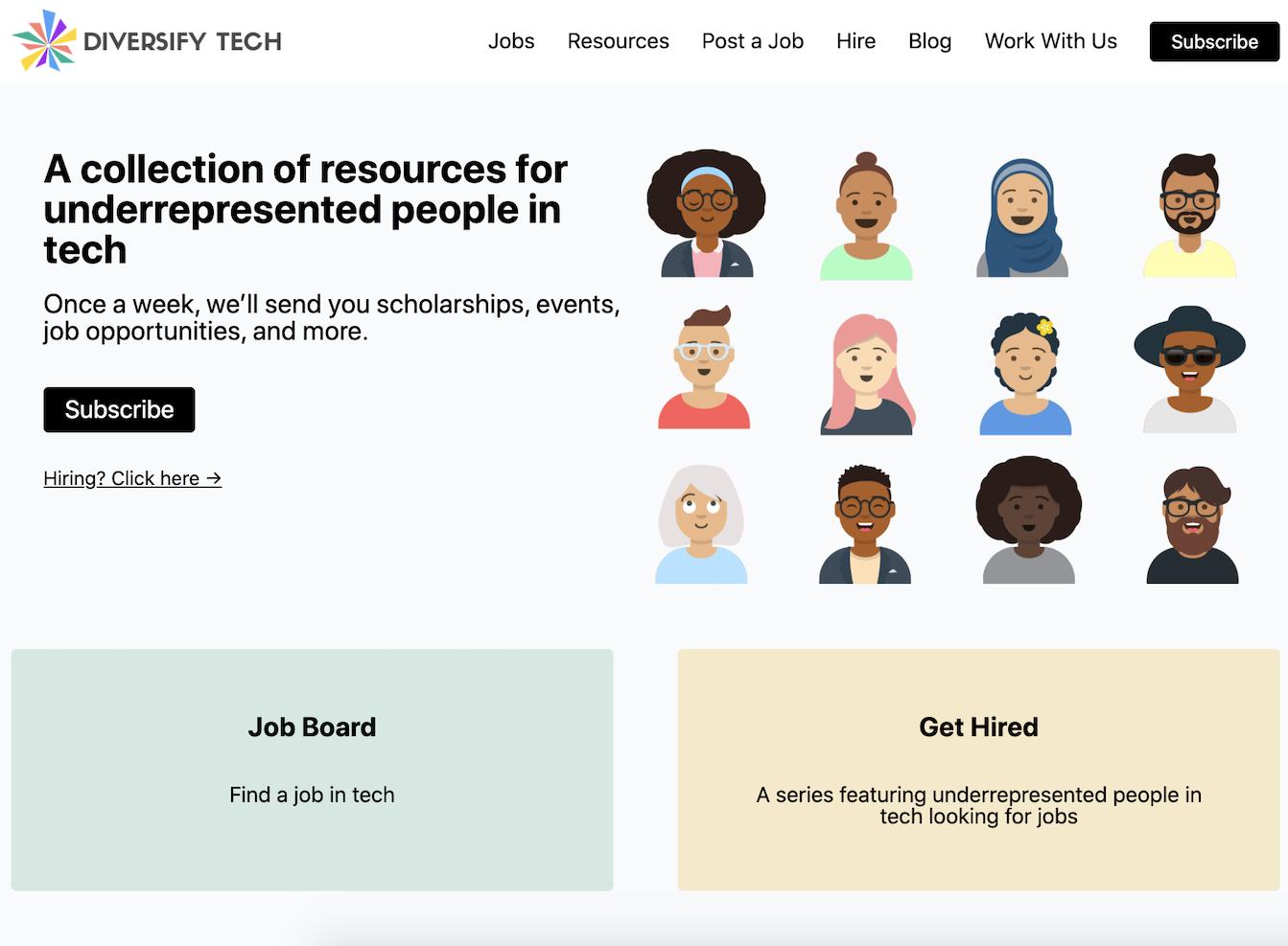 Diversify Tech