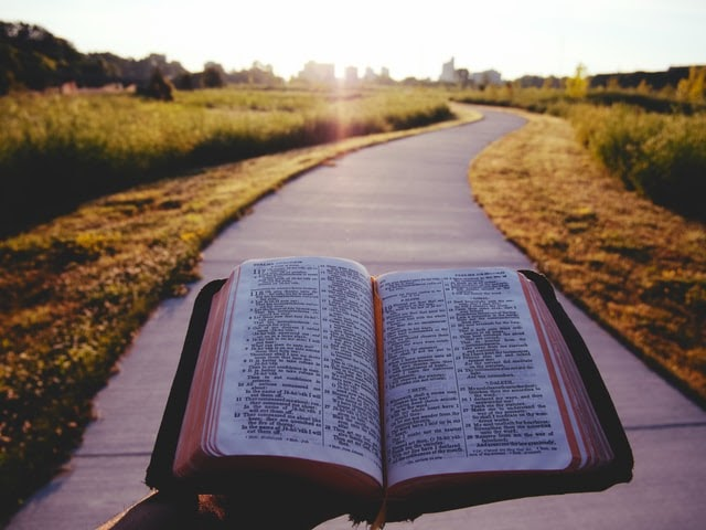 Reading the Bible is a lifelong journey