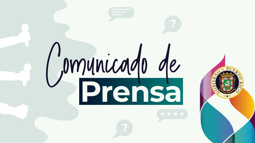 Imagen Relacionada al Comunicado de Prensa