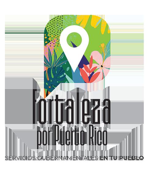 Logo de Fortaleza por Puerto Rico