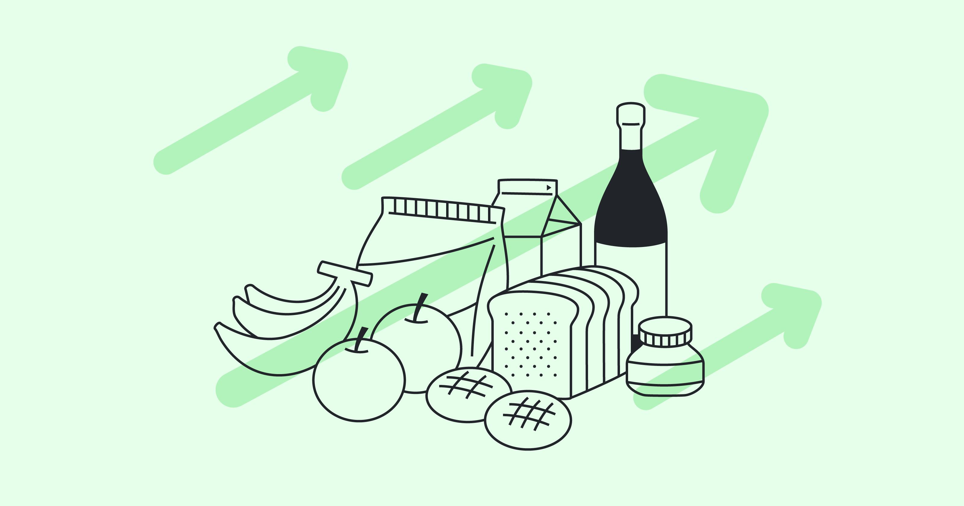 昨年比45%増、非常事態宣言下で食料品のオンラインショッピング需要増をどう見るか? | マネーツリーデータ