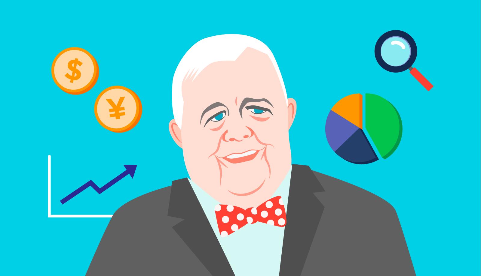 世界を代表する投資家ジム・ロジャーズ氏に習う、投資するなら知っておきたいお金の哲学