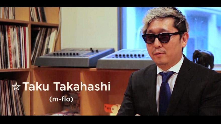 ☆Taku Takahashi × Moneytree