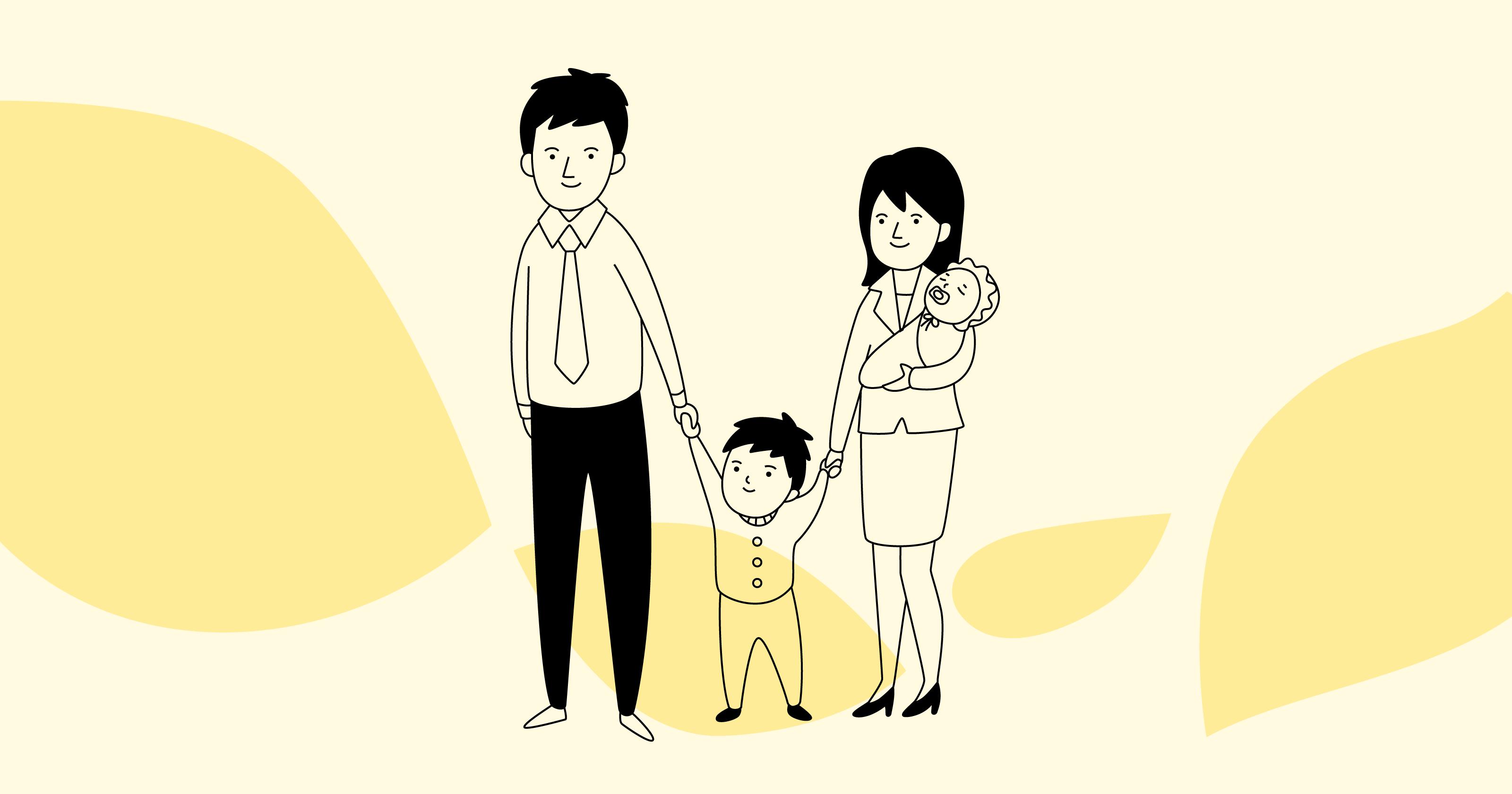 共働き世帯、第2子出産を機に妻が仕事を辞めても家計は大丈夫?- FPに聞く資産形成シリーズ