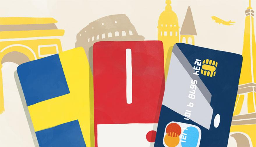 賢い支払い方法でマイルを貯めて、ヨーロッパ旅行!(ANA編)