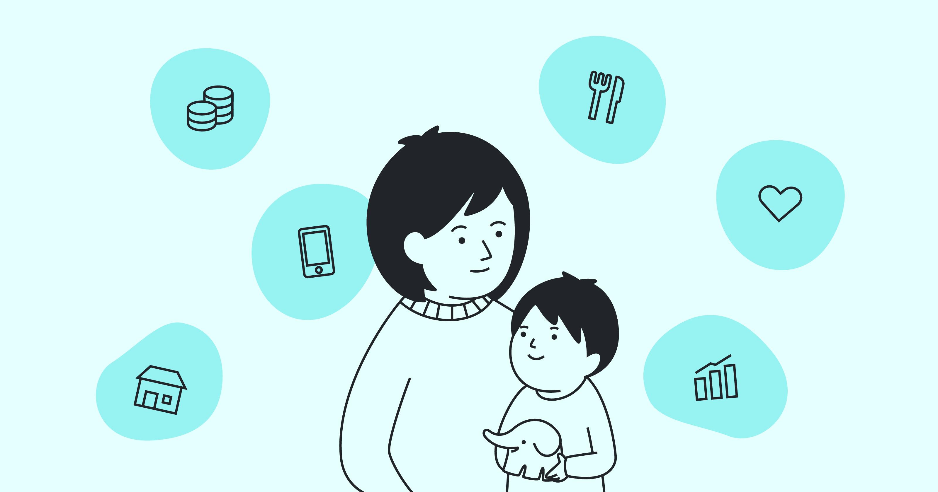 パート勤務のシングルマザー、子どもの進学を見据え手取りから貯金を増やすには-  FPに聞く資産形成シリーズ