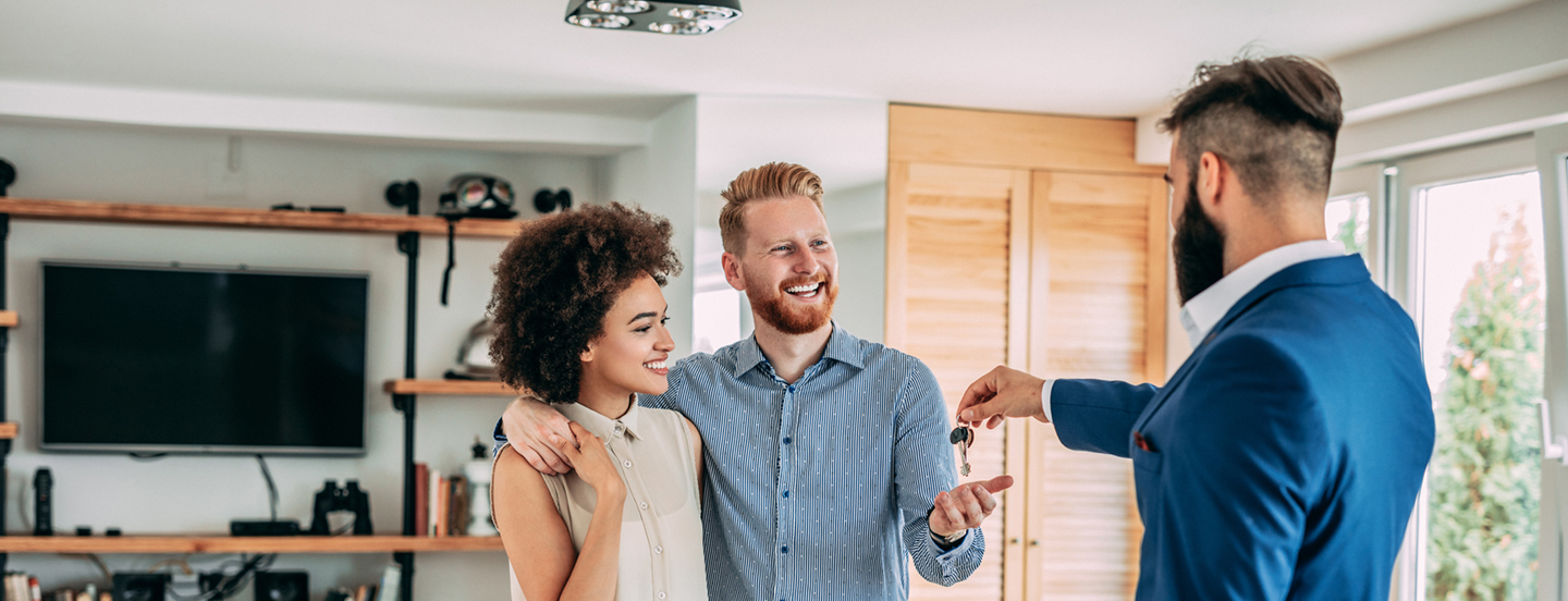 Whether it's your first—or fifth—time getting a mortgage, we're here to help.