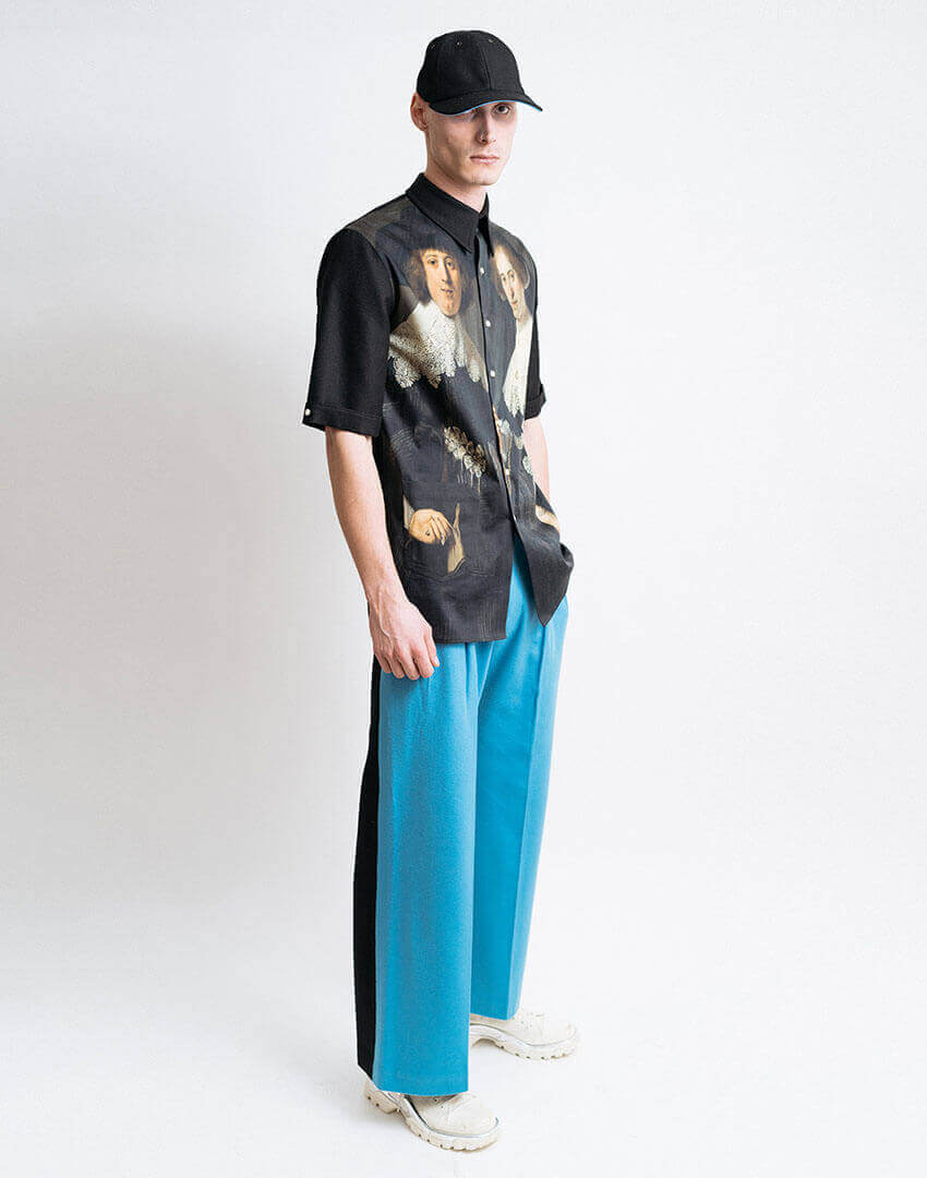 PSEUDONYM AW19 fashion/apparel collection, Look 12.