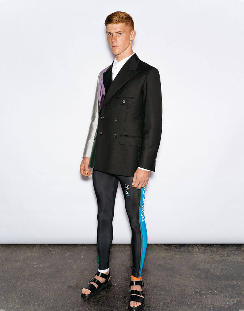 PSEUDONYM SS20 fashion/apparel collection, Look 07.