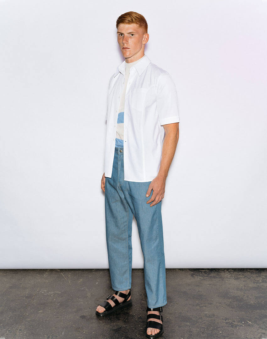 PSEUDONYM SS20 fashion/apparel collection, Look 09.