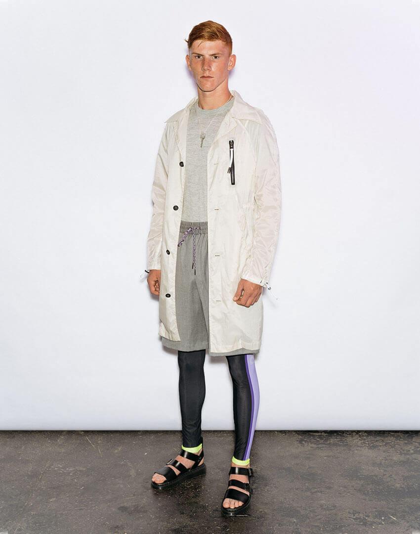 PSEUDONYM SS20 fashion/apparel collection, Look 19.