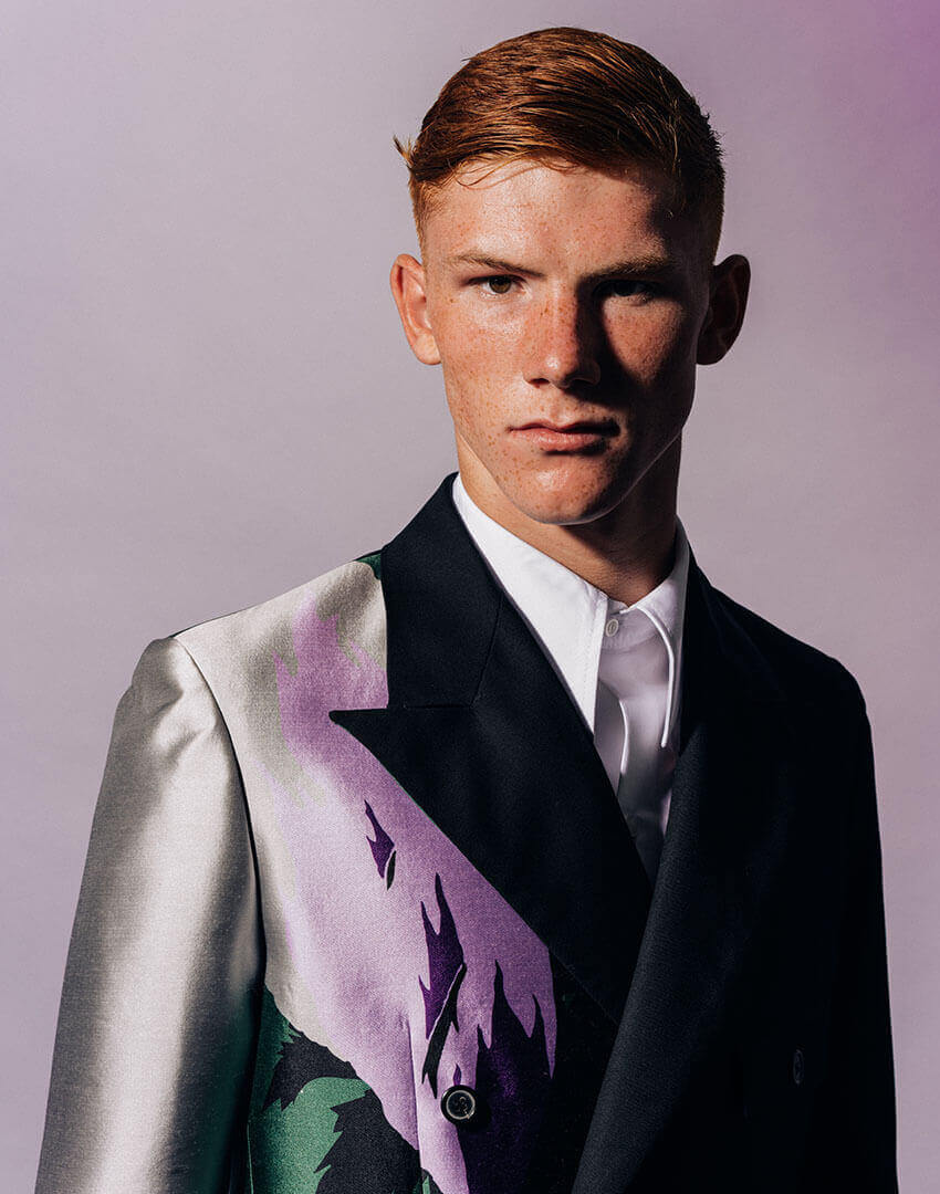 PSEUDONYM SS20 fashion/apparel campaign, Marcus 03.