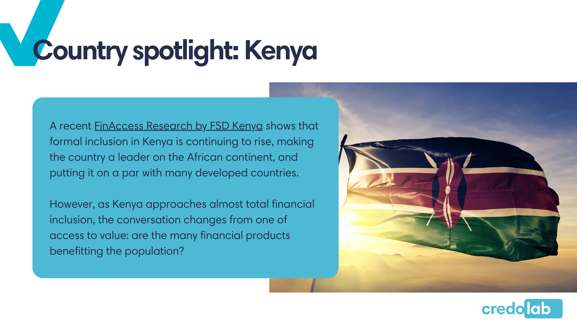 Credolab - Country Spotlight: Kenya