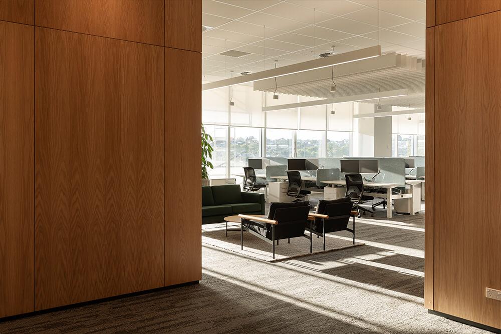 Viewshafts create a sense of connectedness