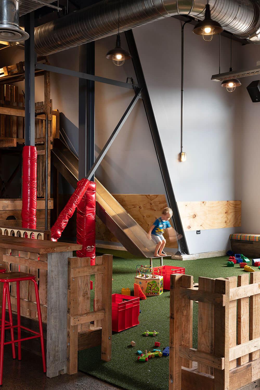 Family zone playground