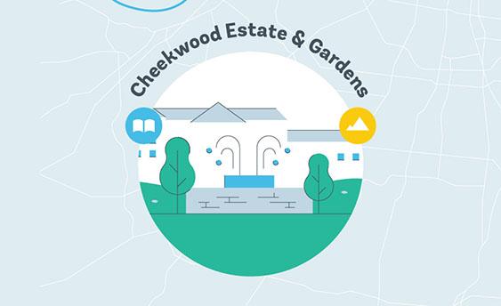 cheekwood estate & gardens graphic