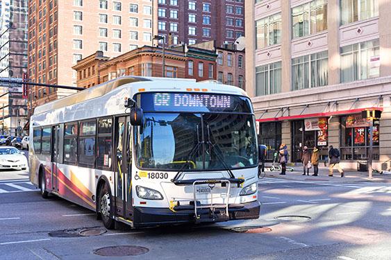 baltimore bus