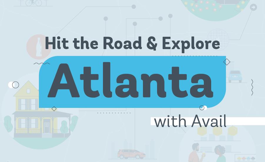 Things to Do Atlanta Graphic