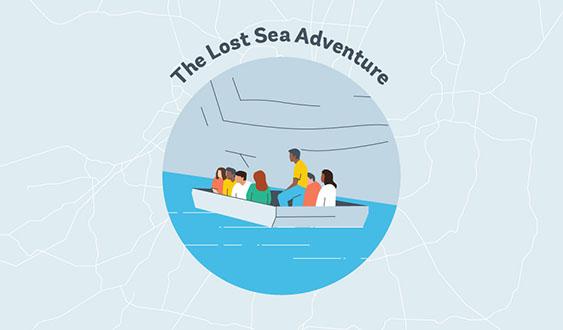 The Lost Sea Adventure Graphic