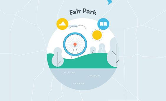 fair park graphic