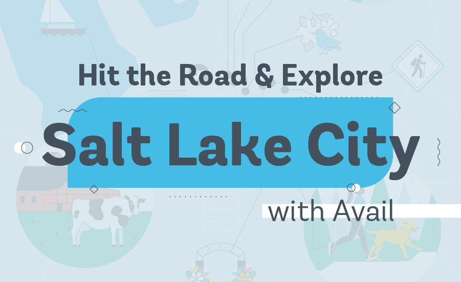 Things to do in Salt Lake City Graphic