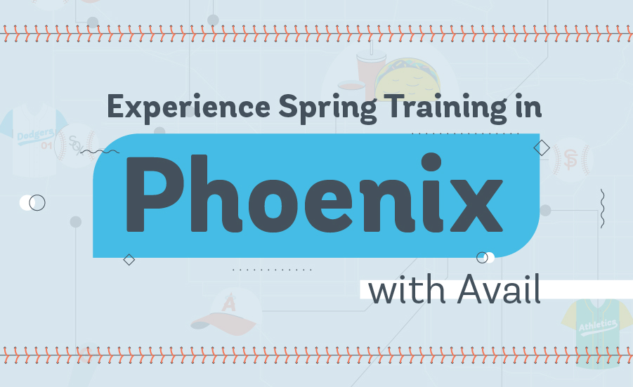 Experience Spring Training in Phoenix with Avail