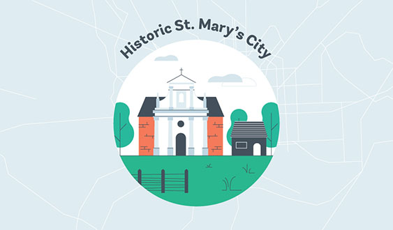 historic st marys city graphic