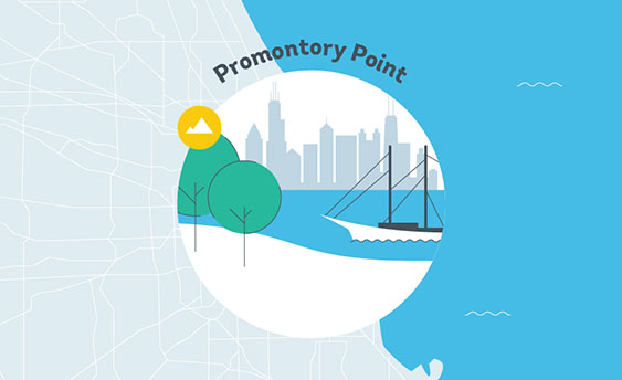 promontory point graphic