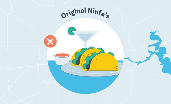 original ninfas graphic