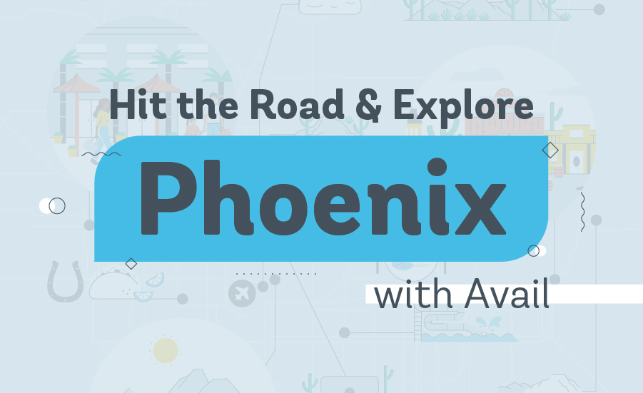 Things to Do Phoenix Graphic