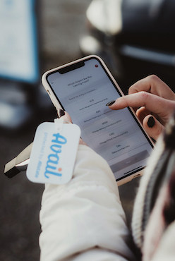 avail car sharing app for passive income
