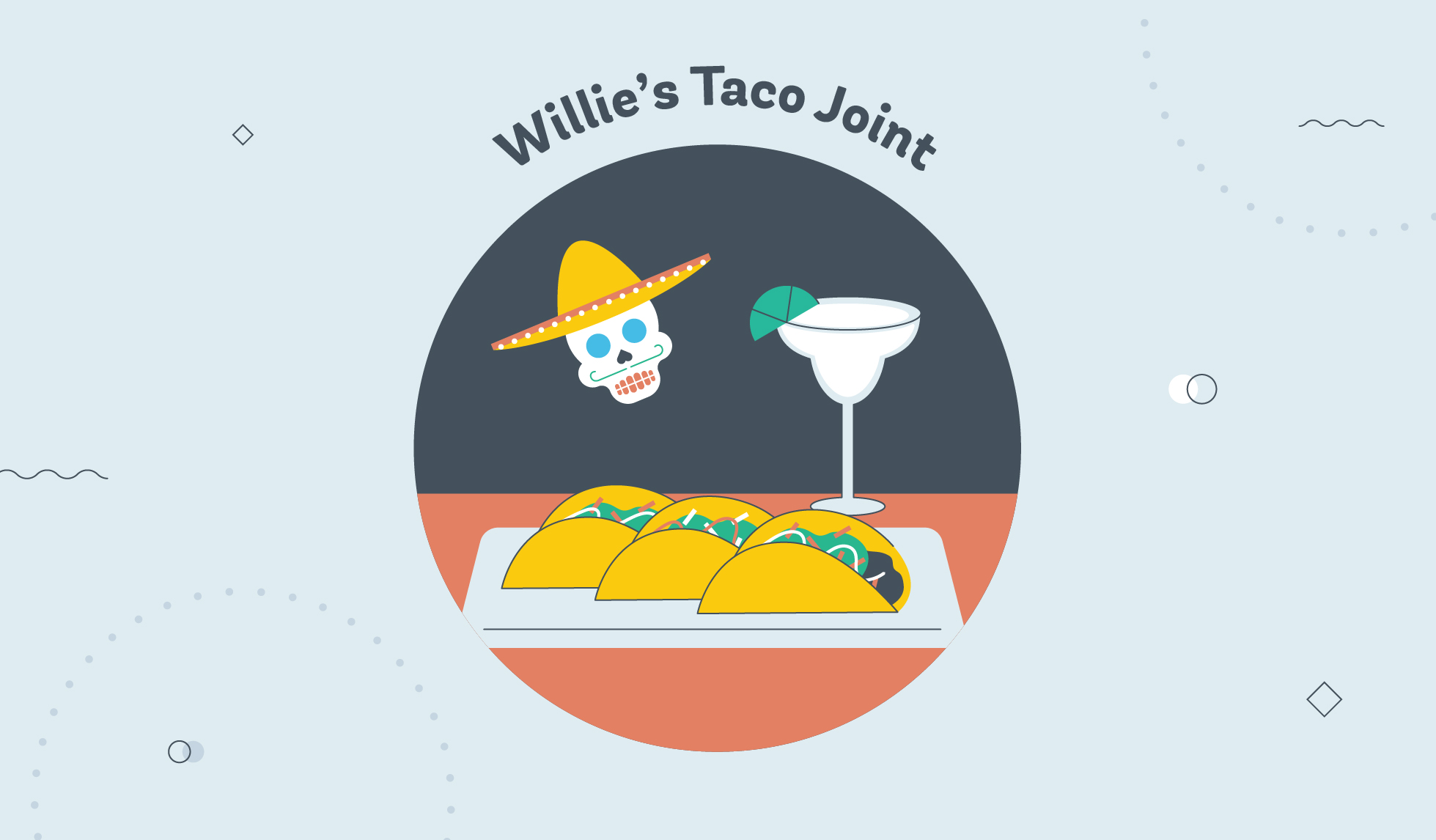 Willie's Taco Joint graphic