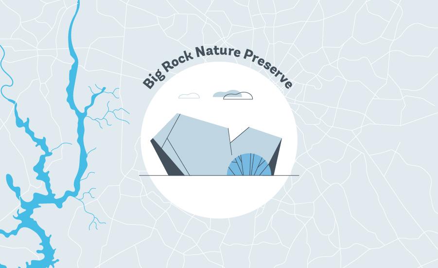 big rok nature preserve