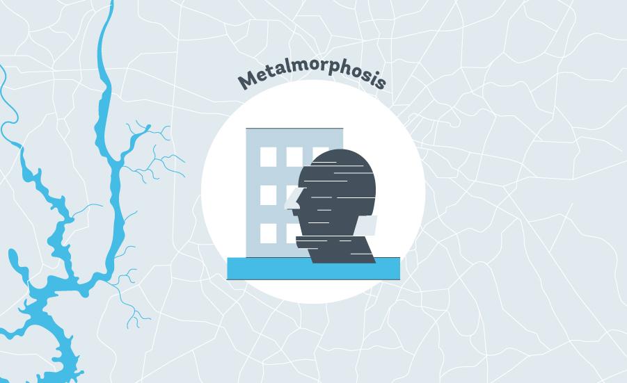 Metalmorphosis graphic