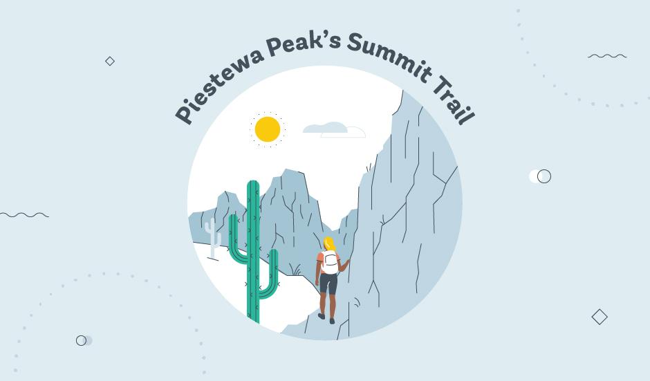 Piestewa Peak's Summit Trail