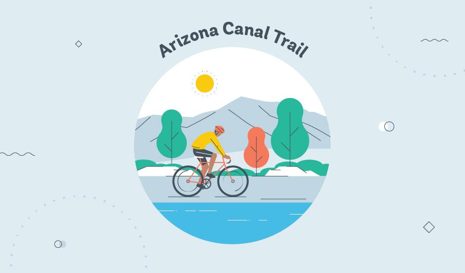 Arizona Canal Trail
