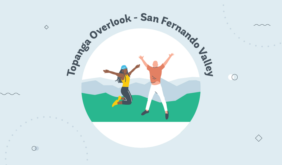 Topanga Overlook - San Fernando Valley