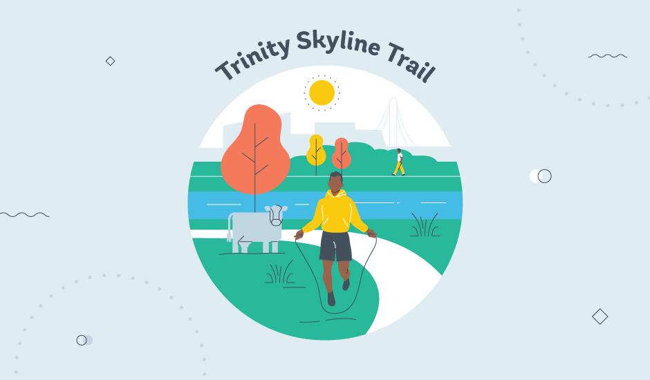 Trinity Skyline Trail