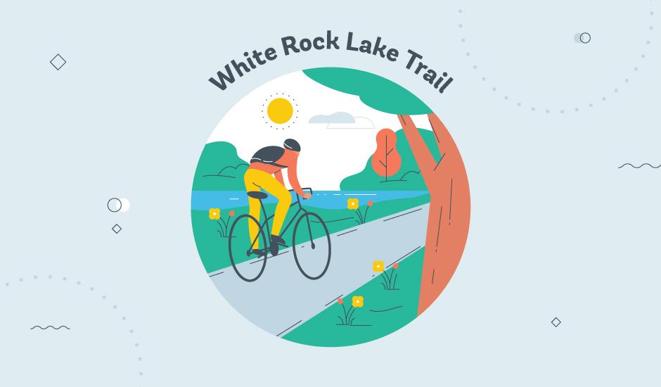 White Rock Lake Trail
