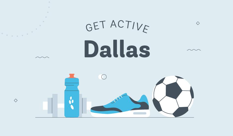 get active dallas graphic
