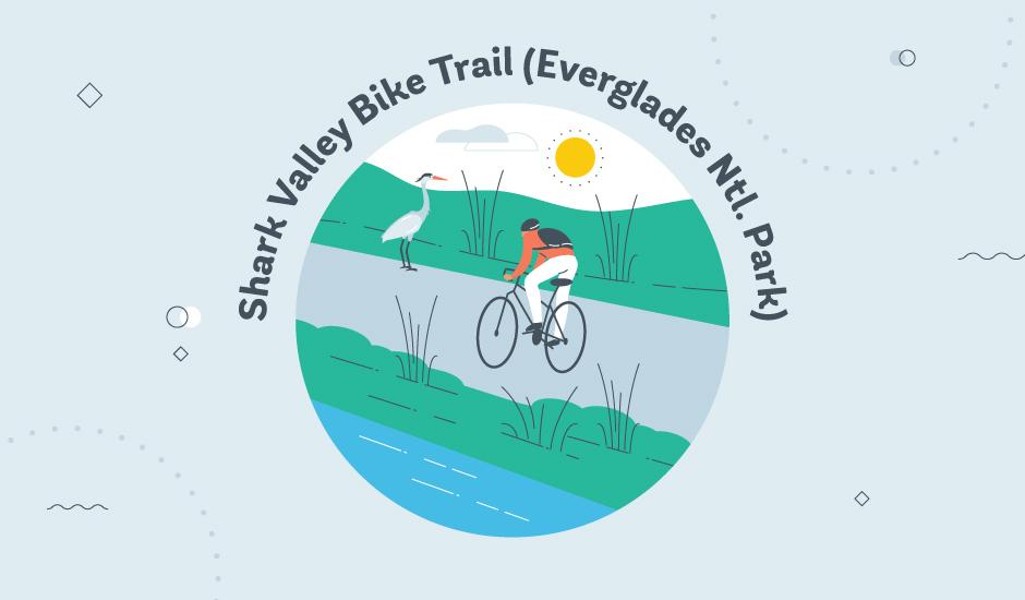 Shark Valley Bike Trail (Everglades National Park)