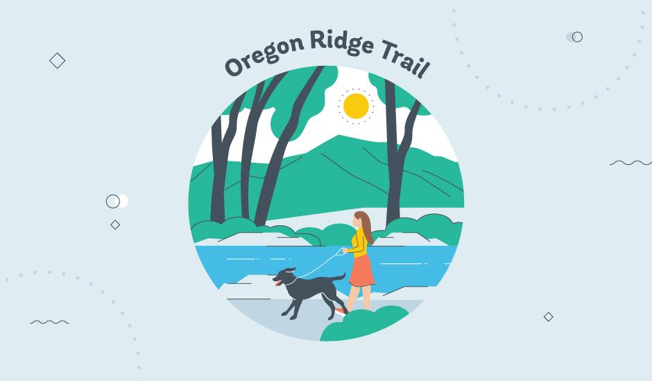 Oregon Ridge Trail